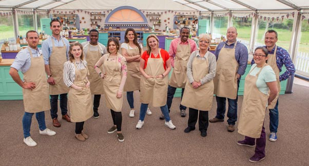 Meet the bakers for Channel 4's Bake Off
