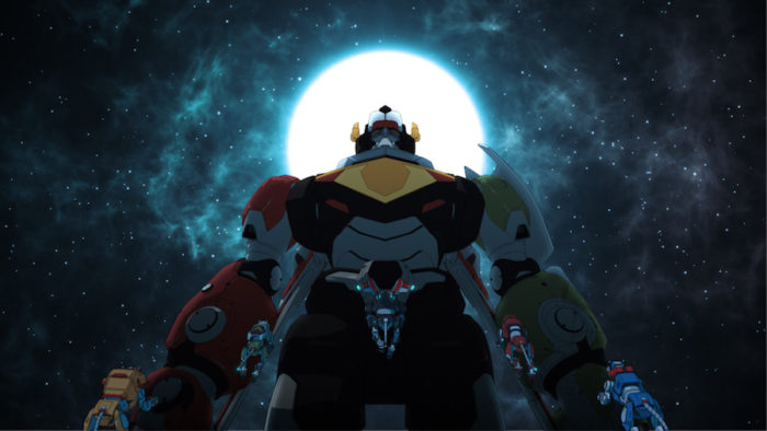 Netflix UK TV review: Voltron: Legendary Defender: Season 3