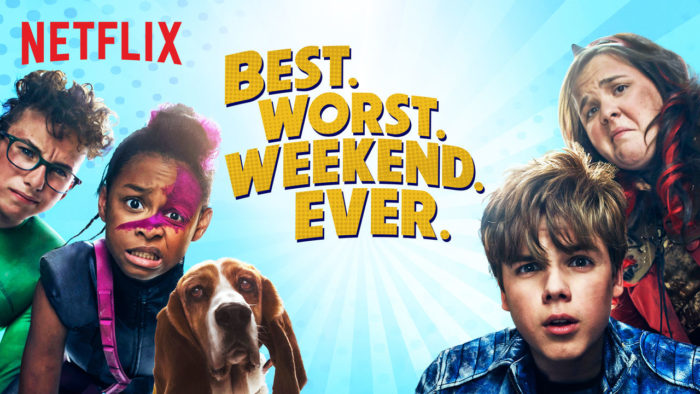 Trailer: Netflix prepares for the Best Worst Weekend Ever