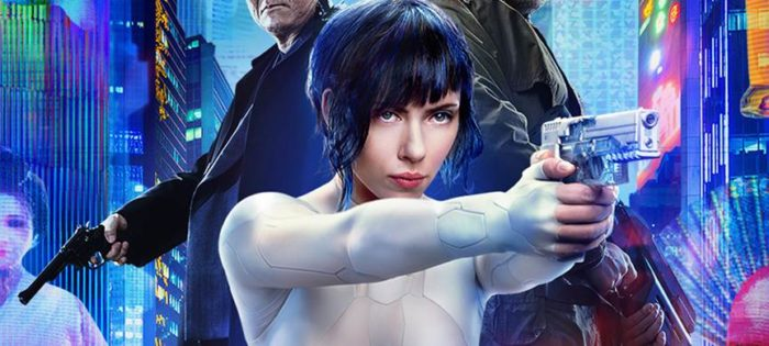 VOD film review: Ghost in the Shell