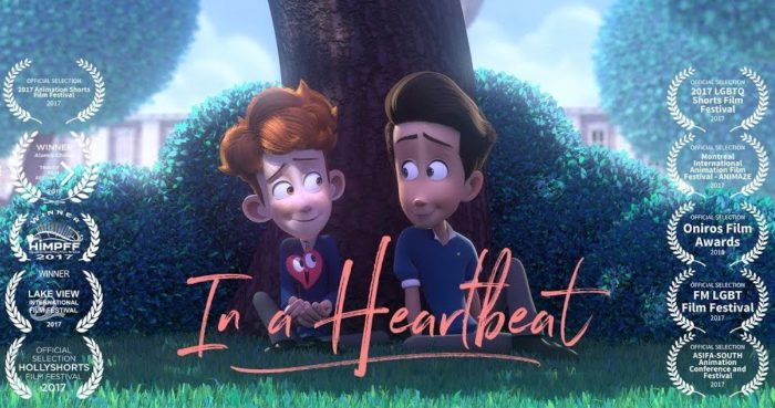 Short film review: In a Heartbeat (2017)