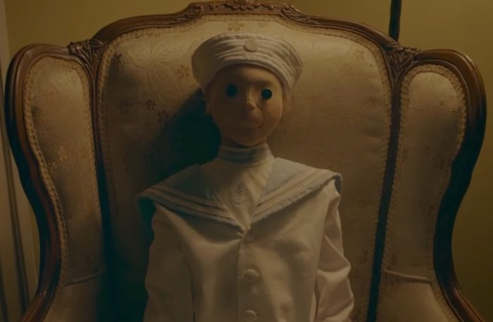 Trailer: Amazon's Lore promises to terrify your eyes as well as your eyes