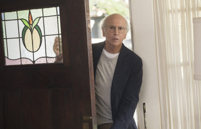 Why Larry David is the hero we need right now