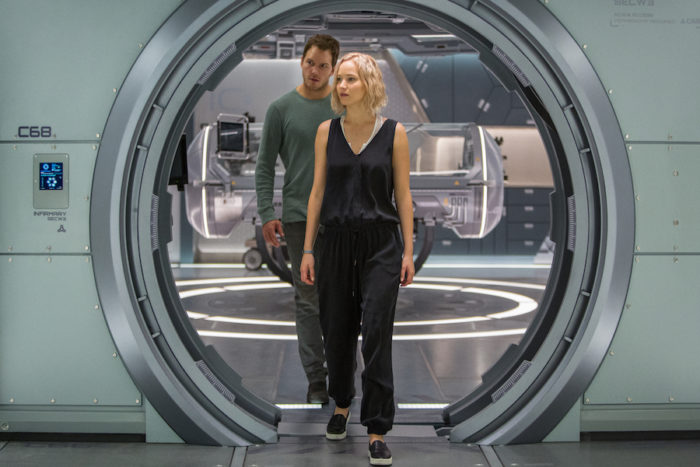 VOD film review: Passengers