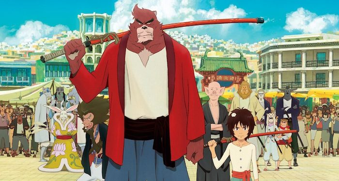 VOD film review: The Boy and the Beast