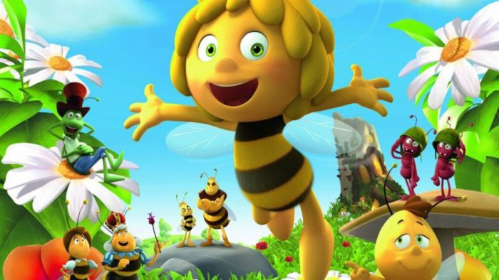 Maya the Bee creators apologise for penis drawing