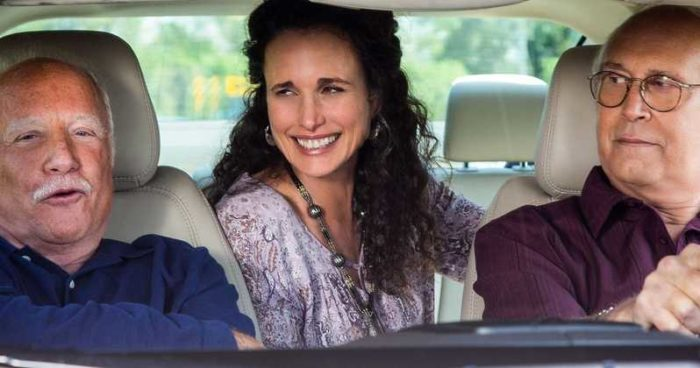 Trailer: Chevy Chase, Andie McDowell star in Netflix's The Last Laugh