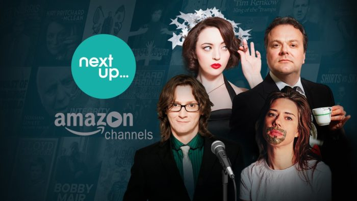 NextUp joins Amazon Channels