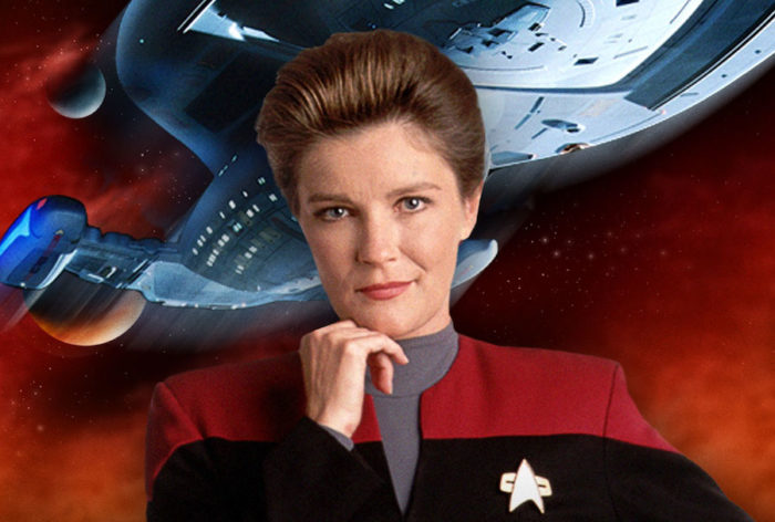 Voyager is the most re-watched Star Trek series on Netflix