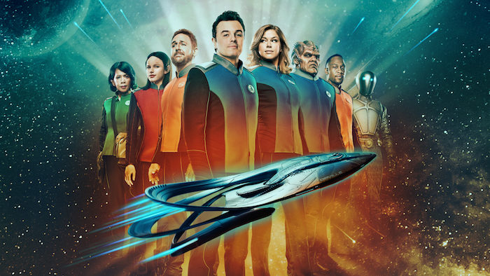 The Orville: Seth MacFarlane Star Trek spoof to air on FOX UK