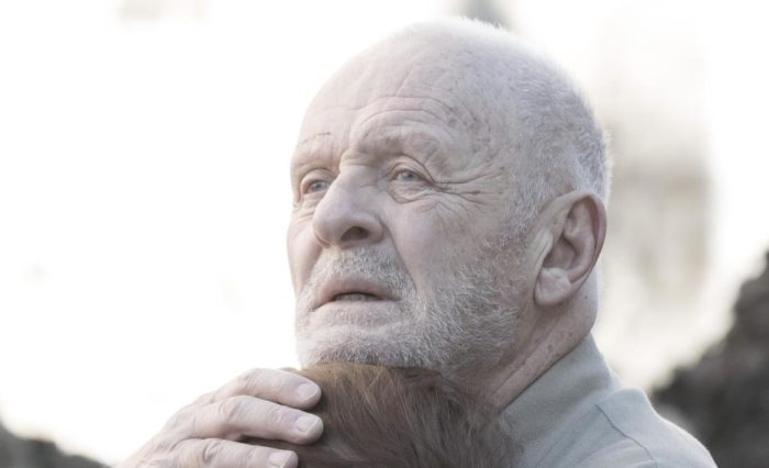 First look: Anthony Hopkins and Florence Pugh in Amazon and BBC's King Lear