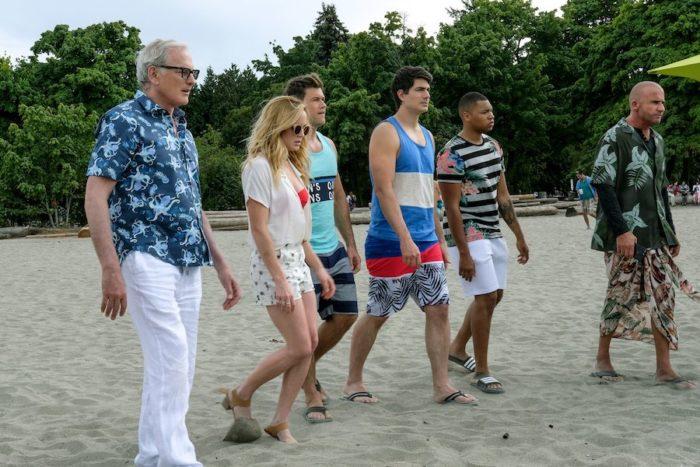 UK TV recap: Legends of Tomorrow, Season 3, Episode 1 (Aruba-Con)
