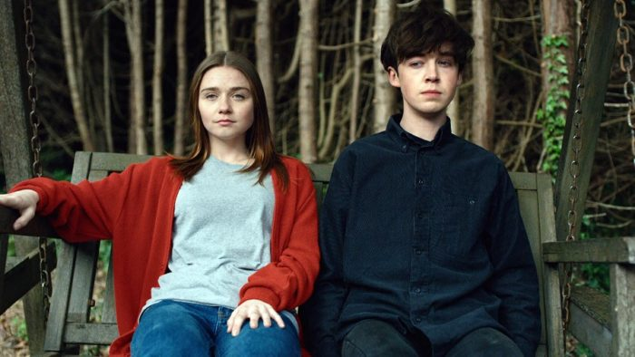 Why you should be watching The End of the F***ing World