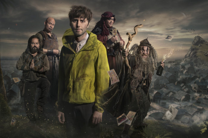 Why Zapped should be your next box set