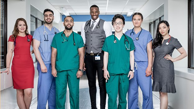 BBC Three's Junior Doctors starts filming Season 5 at Salford