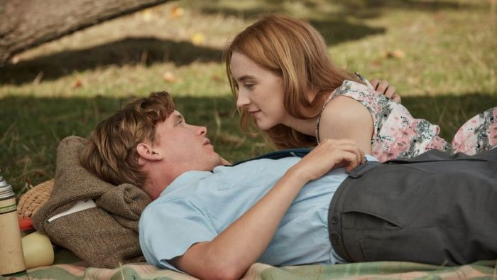 Netflix UK film review: On Chesil Beach