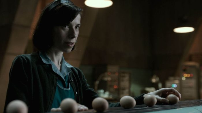 The Shape of Water: A charmingly old-fashioned Hollywood romance