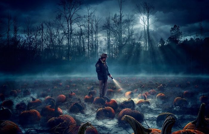 Get in the Halloween spirit with this new Stranger Things Season 2 poster