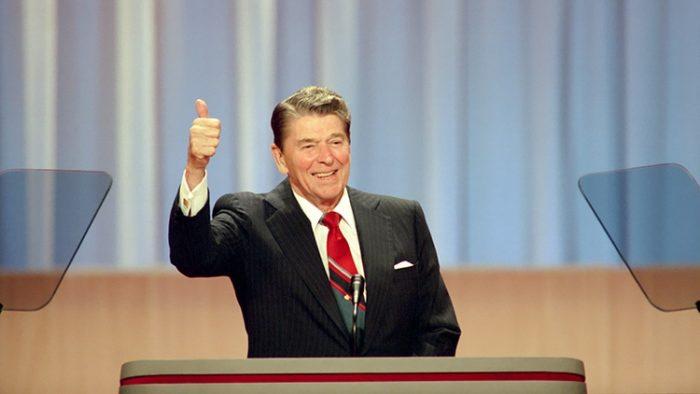 Netflix UK film review: The Reagan Show