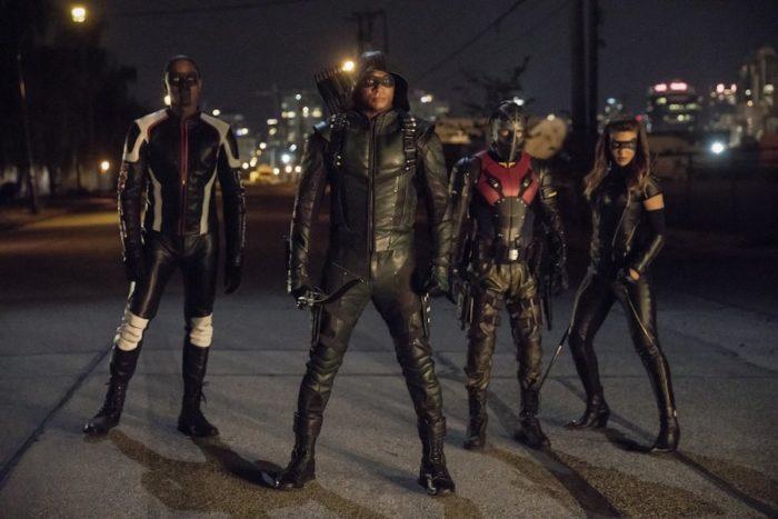 UK TV Recap: Arrow Season 6, Episode 3 (Next of Kin)