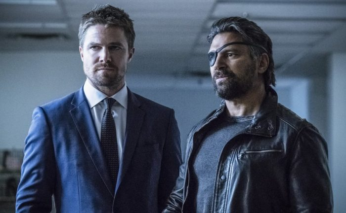 UK TV recap: Arrow, Season 6, Episode 5 (Deathstroke Returns)