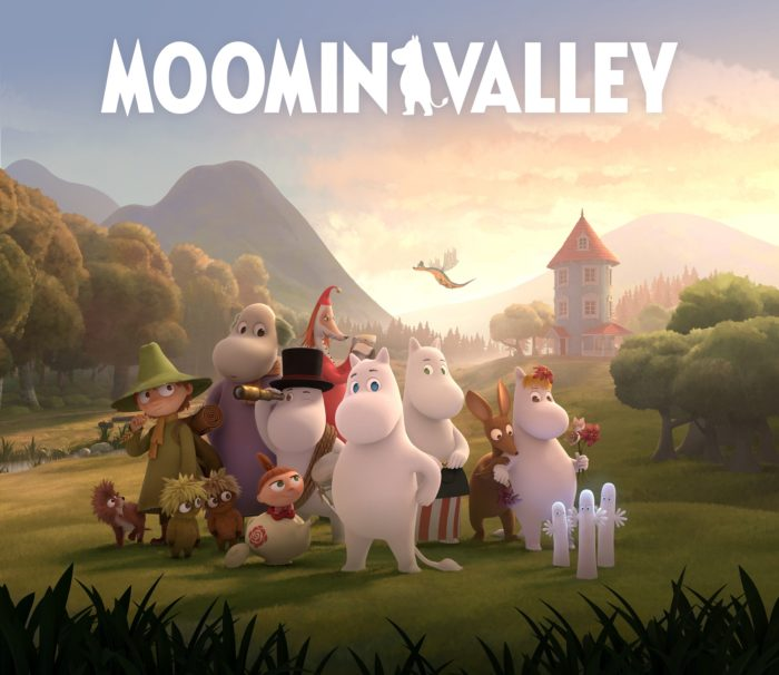 First look: Sky One visits Moominvalley this Easter