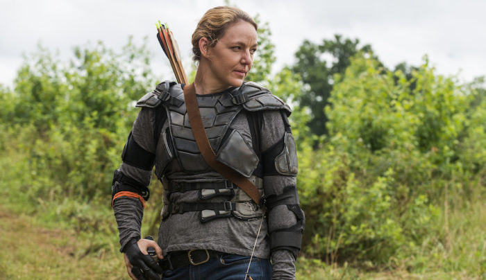 UK TV review: The Walking Dead Season 8, Episode 6 (The King, The Widow and Rick)
