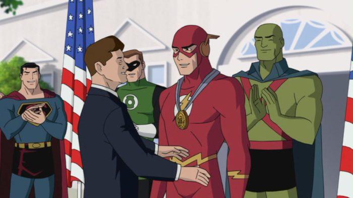 Superhero Sundays: Justice League – The New Frontier (2008)