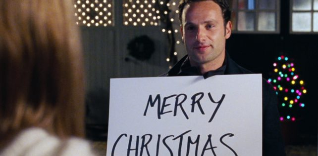 You've been watching Love Actually wrong all these years