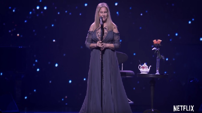 Trailer: Barbra Streisand is coming to Netflix