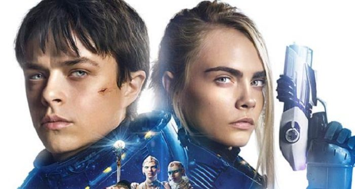 VOD film review: Valerian and the City of a Thousand Planets