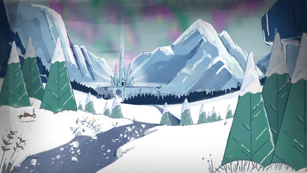 CBeebies launches interactive version of The Snow Queen