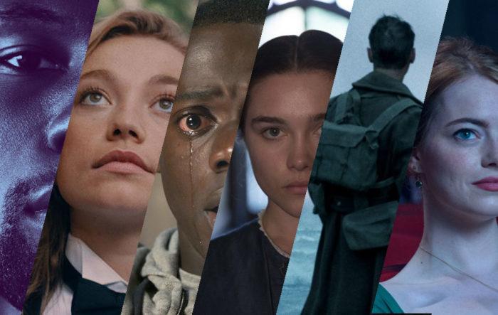 Top 25 films of 2017