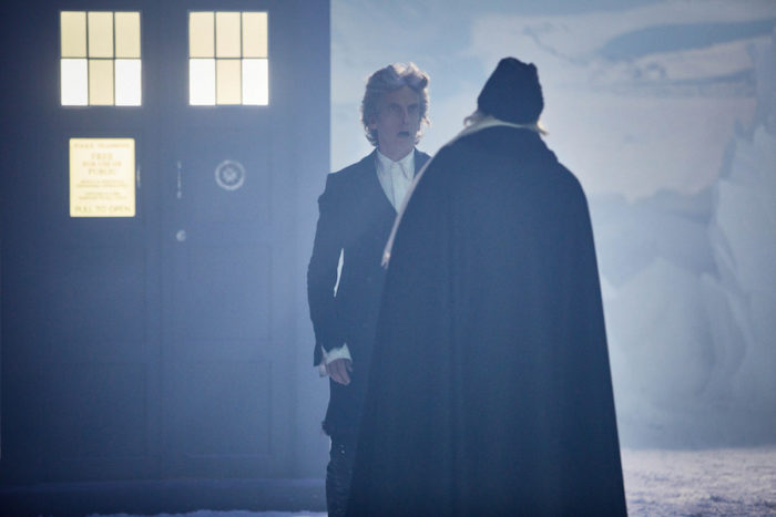 UK TV review: Doctor Who, Twice Upon A Time