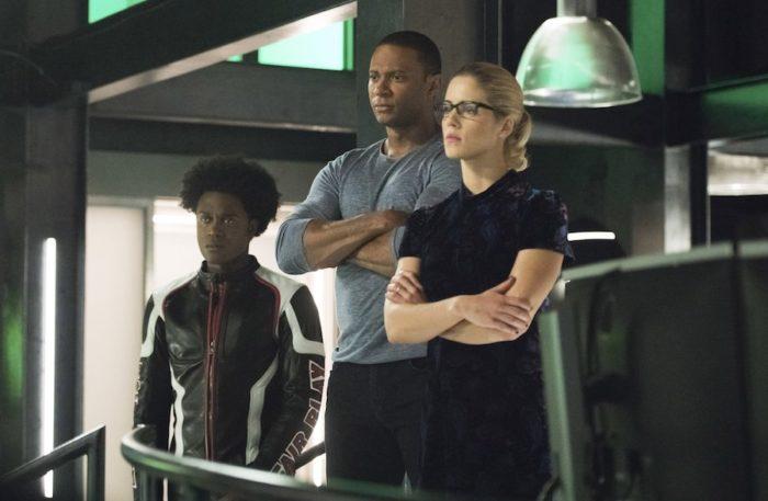 UK TV recap: Arrow, Season 6, Episode 9 (Irreconcilable Differences)