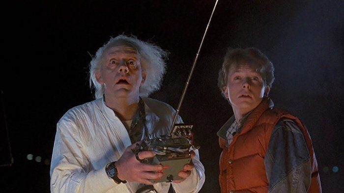 Great Scott! The timeless writing of Back to the Future