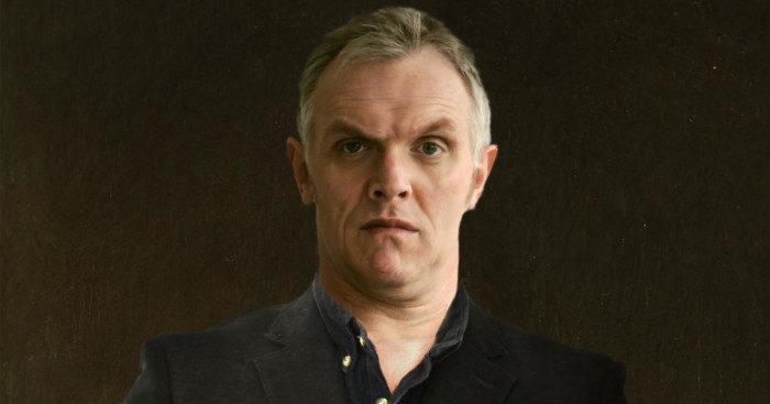 Greg Davies records Netflix special