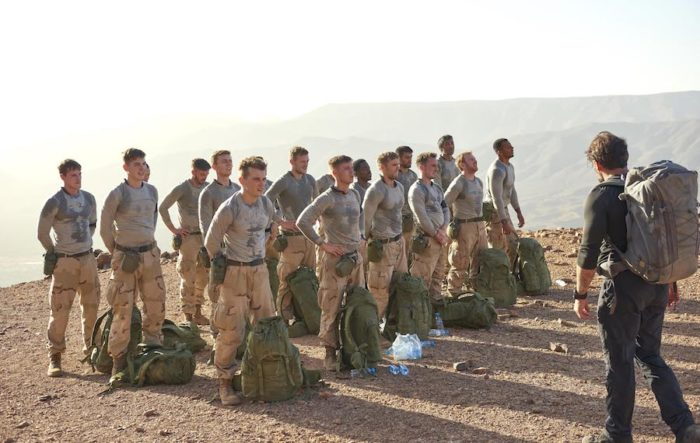 Catch up TV review: SAS: Who Dares Wins, SIX, Yianni: Supercar Customiser