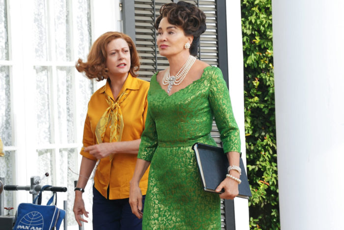 UK TV review: Feud: Bette and Joan (spoilers)