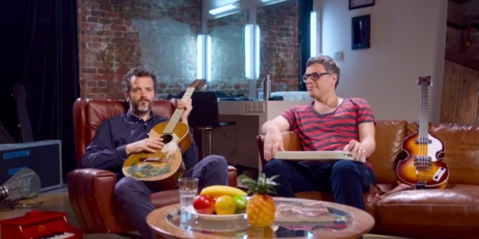 Flight of the Conchords 2018 special available to watch online this October