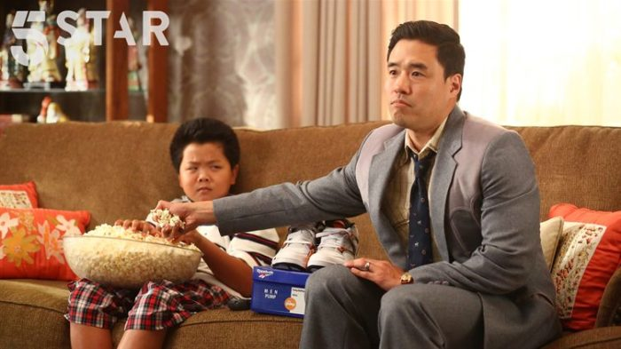 Catch up TV review: Fresh Off the Boat Season 2, Holocaust: The Revenge Plot, The Undateables
