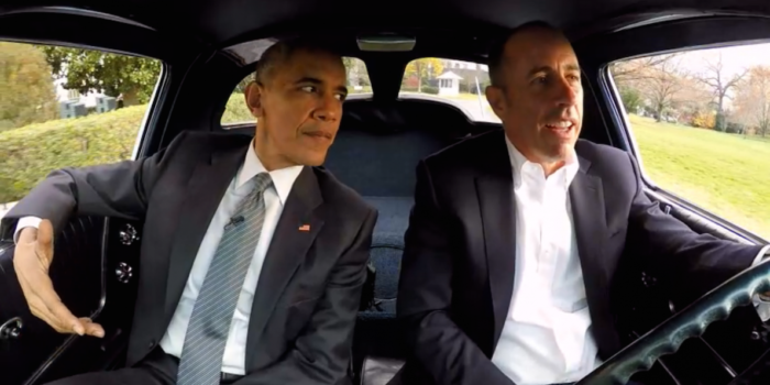 Netflix's Comedians in Cars Getting Coffee returns this July