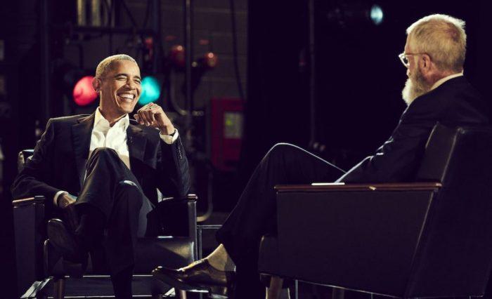 "Netflix forms ""storytelling partnership"" with Barack and Michelle Obama"