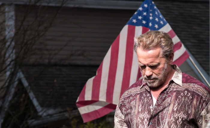 Arnie saddles up for Amazon Western series Outrider