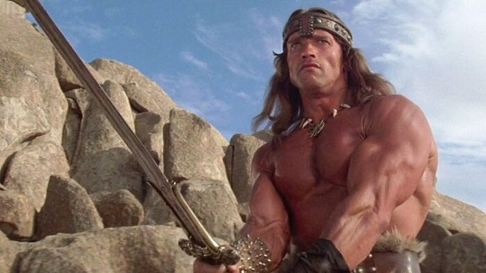 Live-action Conan the Barbarian series in the works at Netflix