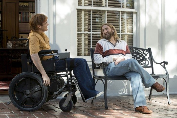 Amazon UK film review: Don't Worry, He Won't Get Far on Foot