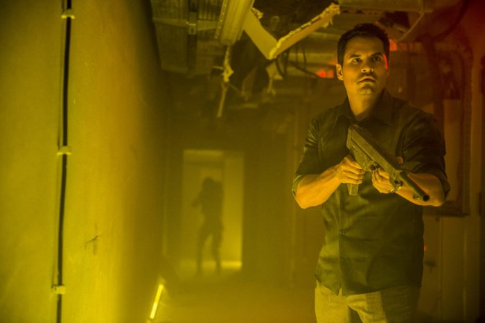 Trailer: Michael Peña stars in Netflix's Extinction