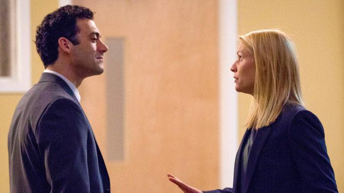 First look Netflix UK TV review: Homeland Season 7