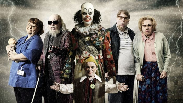 UK TV review: Psychoville