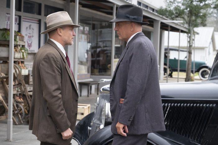 Where can I watch The Highwaymen in UK cinemas?